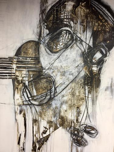 Christiane Mohr, O/T, Abstraktes, Abstraktes, Abstrakte Kunst, Abstrakter Expressionismus