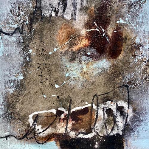 Christiane Mohr, O/T, Abstraktes, Abstrakte Kunst
