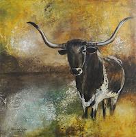 Susanne-Geyer-Tiere-Land-Landschaft-Moderne-Andere-Neue-Figurative-Malerei