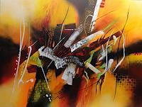 Susanne-Geyer-Abstraktes-Fantasie-Moderne-Abstrakte-Kunst-Action-Painting