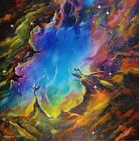 Susanne Geyer, Galaxis