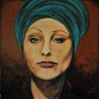 Susanne-Geyer-Menschen-Frau-Menschen-Portraet-Gegenwartskunst-Gegenwartskunst