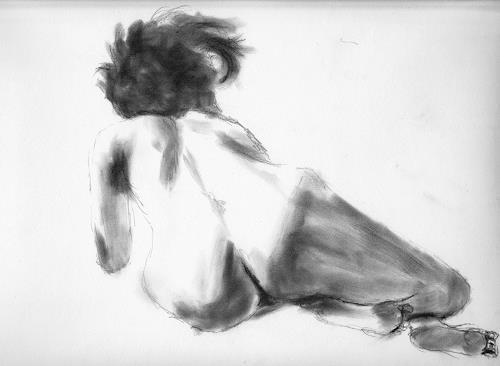 Leon4, Akt Variation, Akt/Erotik: Akt Frau, Diverses, Gegenwartskunst