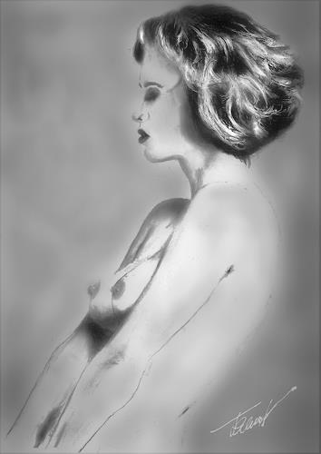 Leon4, breatty Girl, Akt/Erotik: Akt Frau, Realismus