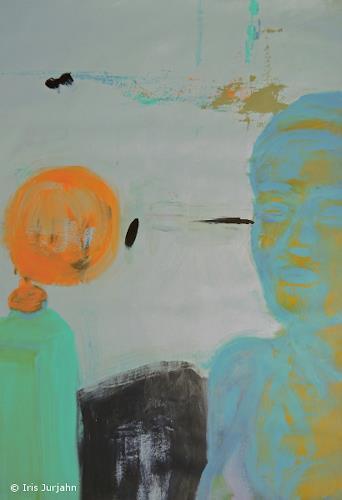 Iris Jurjahn, Das Zusammenspiel, Menschen