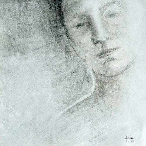 Iris Jurjahn, O/T, Menschen, Menschen