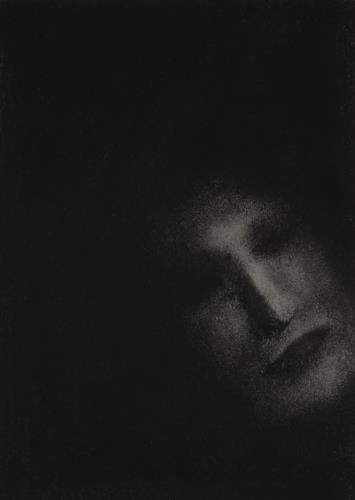 Iris Jurjahn, Auf dem Weg, Menschen, Abstrakte Kunst, Abstrakter Expressionismus