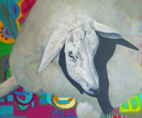 Iris Jurjahn, Pop Sheep Andy, Tiere
