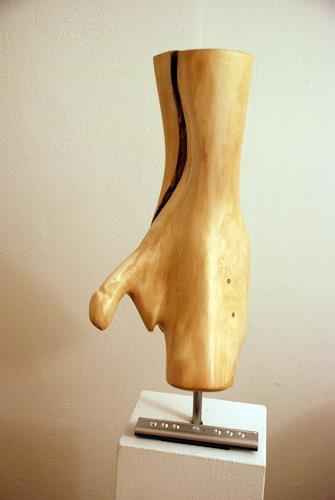 Alex &  Meranolit, Nase im Kastanienbaum, Akt/Erotik, Naive Kunst