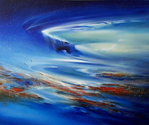 Bob Tomanovic, Another Dimension, Abstraktes, Abstraktes, Abstrakte Kunst, Abstrakter Expressionismus