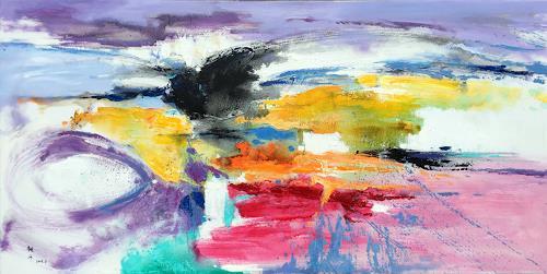 jingshen you, abstract 026, Abstraktes, Dekoratives, Gegenwartskunst