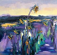 jingshen-you-Stilleben-Dekoratives-Moderne-Expressionismus-Abstrakter-Expressionismus