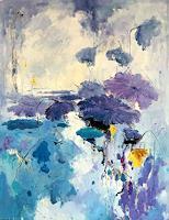 jingshen-you-Pflanzen-Blumen-Dekoratives-Moderne-Expressionismus-Abstrakter-Expressionismus