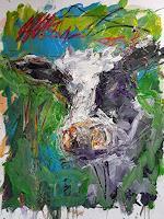 wim-van-de-wege-Tiere-Land-Abstraktes-Moderne-Abstrakte-Kunst