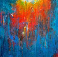 wim-van-de-wege-Abstraktes-Abstraktes-Moderne-Abstrakte-Kunst