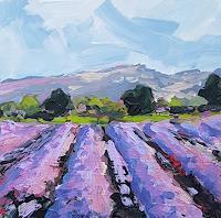 wim-van-de-wege-Landschaft-Landschaft-Sommer-Moderne-Impressionismus