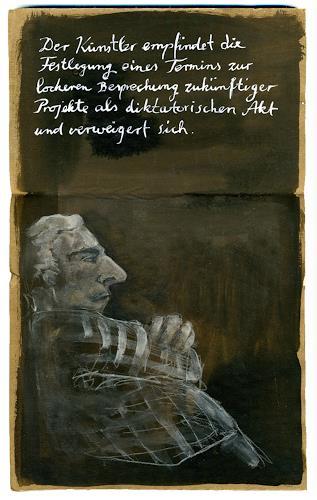 Victor Koch, Sozialkompetenz, Menschen: Mann, Gesellschaft, Gegenwartskunst