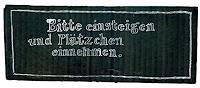 V. Koch, Schild