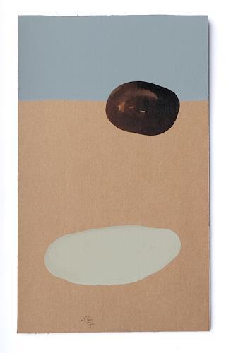 Victor Koch, Eine Form wünscht sich einen Schatten und ich gebe alles, Abstraktes, Gesellschaft, Gegenwartskunst, Abstrakter Expressionismus