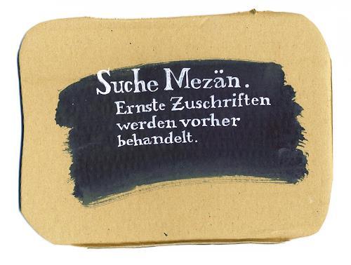Victor Koch, Ernst, Poesie, Diverse Gefühle, Gegenwartskunst