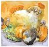 Victor Koch, Herbsthund im Obst