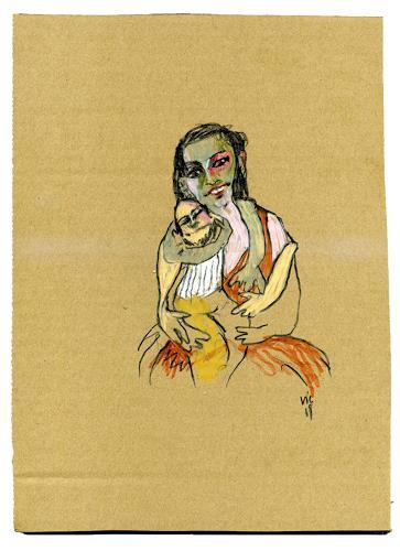 Victor Koch, Hauptsache, Menschen: Paare, Gefühle: Liebe, Gegenwartskunst