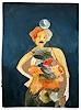 Victor Koch, Wahsagerin, Menschen: Frau, Diverse Gefühle, Gegenwartskunst