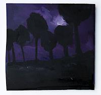 V. Koch, Nachthimmel