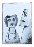 Victor-Koch-Menschen-Paare-Gefuehle-Liebe-Gegenwartskunst-Gegenwartskunst