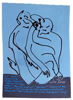 Victor-Koch-Menschen-Paare-Gefuehle-Aggression-Gegenwartskunst-Gegenwartskunst