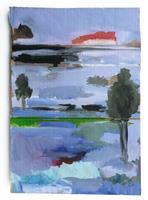 Victor-Koch-Diverse-Landschaften-Abstraktes-Gegenwartskunst-Gegenwartskunst