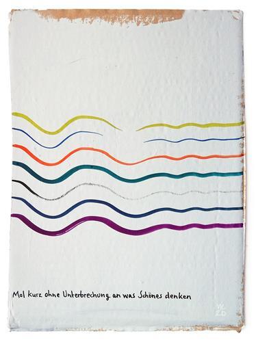 Victor Koch, Viele schaffen das nicht, Diverse Gefühle, Gegenwartskunst, Expressionismus