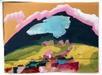 Victor-Koch-Landschaft-Berge-Natur-Diverse-Gegenwartskunst-Gegenwartskunst