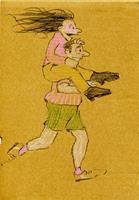 Victor-Koch-Menschen-Paare-Sport-Gegenwartskunst-Gegenwartskunst