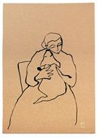 Victor-Koch-Menschen-Frau-Tiere-Land-Gegenwartskunst-Gegenwartskunst