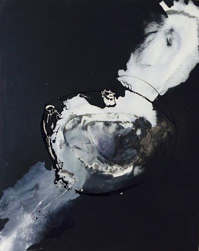 Ruth Bucher, Mystique, Abstraktes, Diverses, Abstrakter Expressionismus