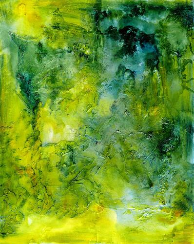 Veronika Ulrich, vision, Abstraktes, Fantasie, Abstrakter Expressionismus