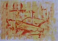 Veronika-Ulrich-Skurril-Fantasie-Moderne-Expressionismus-Abstrakter-Expressionismus