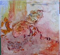 Veronika-Ulrich-Abstraktes-Fantasie-Moderne-Expressionismus-Abstrakter-Expressionismus