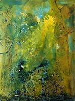 Veronika-Ulrich-Fantasie-Diverse-Landschaften-Moderne-Expressionismus-Abstrakter-Expressionismus
