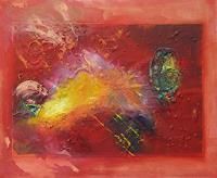 Veronika-Ulrich-Fantasie-Moderne-Expressionismus-Abstrakter-Expressionismus