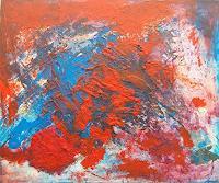 Veronika-Ulrich-Natur-Erde-Moderne-Expressionismus-Abstrakter-Expressionismus
