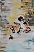 Veronika-Ulrich-Fantasie-Abstraktes-Moderne-Expressionismus-Abstrakter-Expressionismus