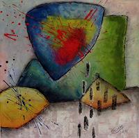 Christine-Blum-Abstraktes-Abstraktes