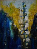 Christine-Blum-Abstraktes