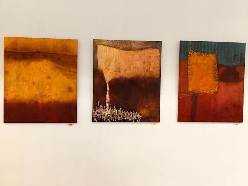 Christine Blum, Meine Ausstellung, Abstraktes, Abstrakte Kunst