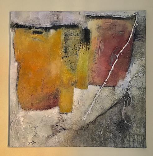 Christine Blum, o.T.180, Abstraktes, Abstrakte Kunst