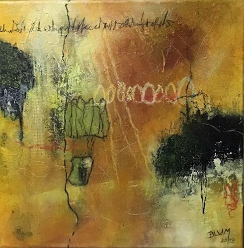Christine Blum, O.T. 192, Abstraktes, Abstrakte Kunst