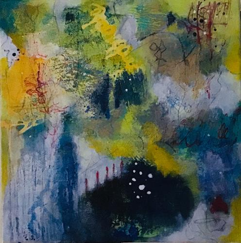 Christine Blum, O.T. 194, Abstraktes, Abstrakte Kunst