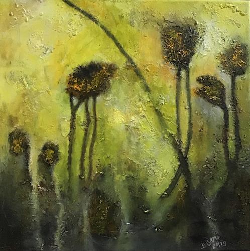 Christine Blum, O.T.195, Abstraktes, Abstrakte Kunst